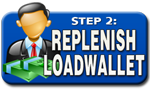 How To Replenish LoadWallet From Loadcentral
