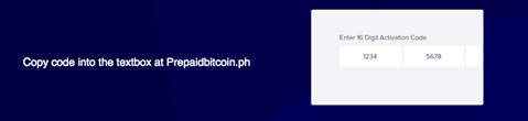 PrepaidBitcoin.ph Top Up process 1
