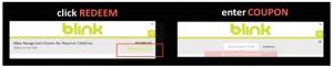 Blink Reloading Process
