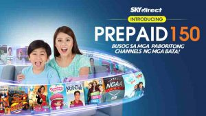 SkyCable Prepaid 150