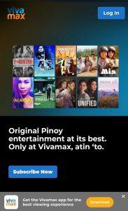 Vivamax - Access the biggest library of Pinoy Movies, TV series